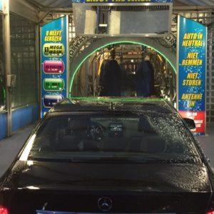 Autowasstraat - Autocleanservice Purmerend