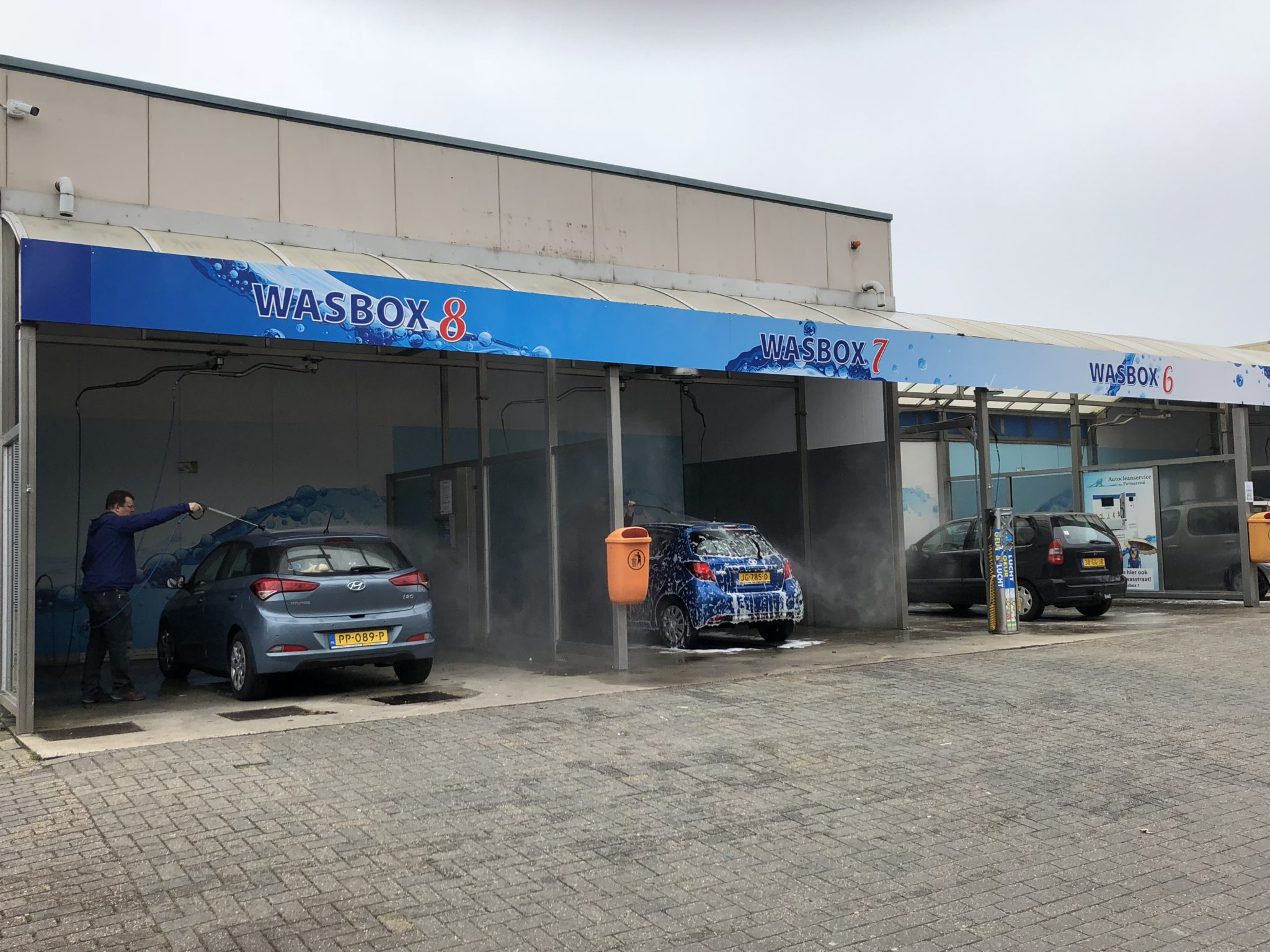 Wasboxen Purmerend - Autocleanservice Purmerend