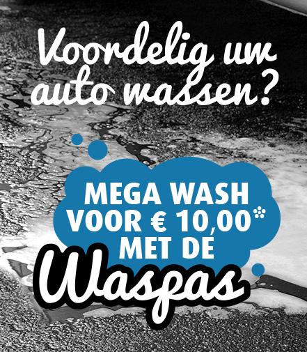 Wasstraat Hoorn - Voordelig uw auto wassen - Carwash Hoorn