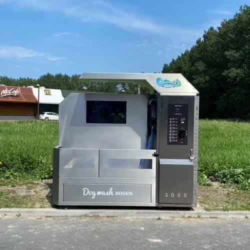 Dogwash Hoorn - Carwash Hoorn